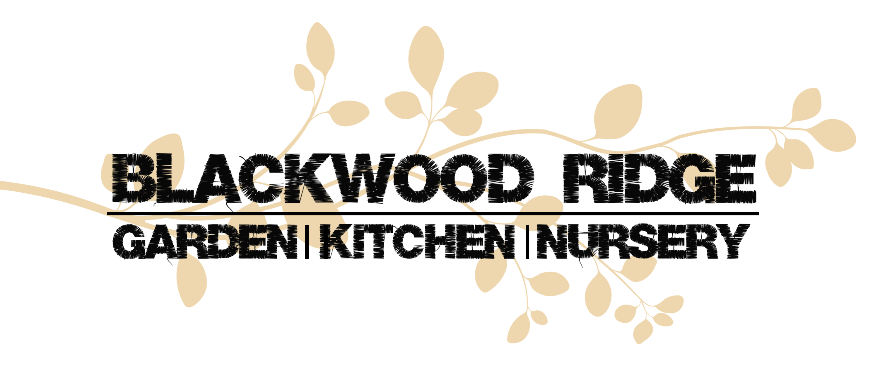 Blackwood Ridge Garden | Kitchen | Nursery
